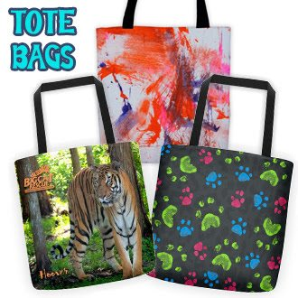 Tote Bags for Mothers Day Gifts