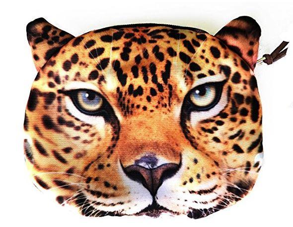 coin purse leopard