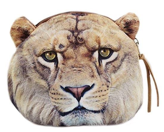 coin purse lion