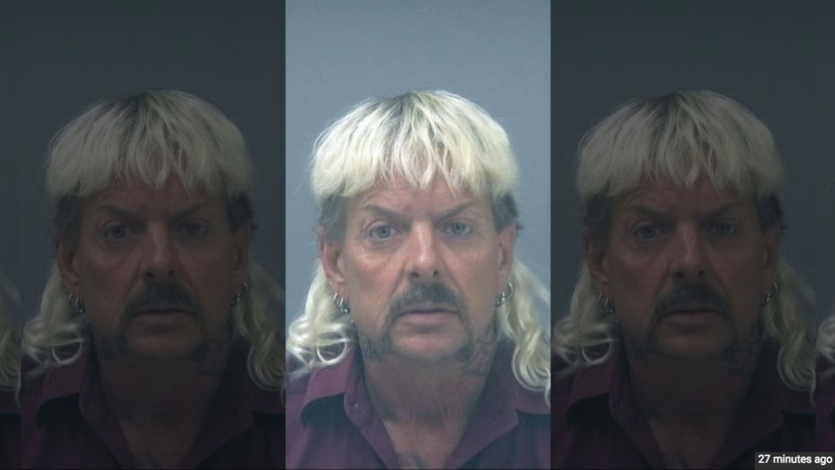 Joe Exotic Convicted for Murder for Hire & 17 Wildlife Trafficking
