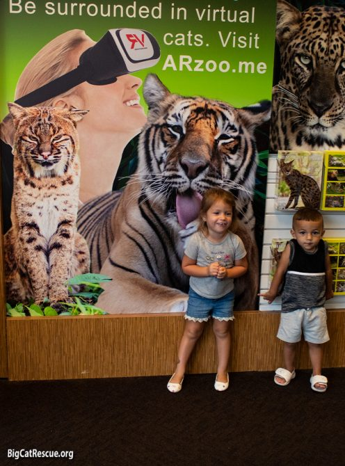 AR Zoo in Plantation Florida