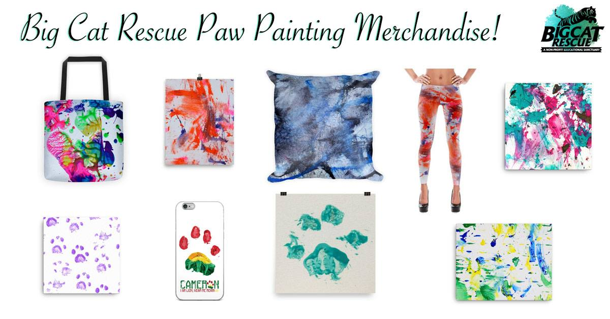 Big Cat Rescue Merchandise