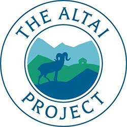 THE ALTAI PROJECT - SAVING SNOW LEOPARDS logo